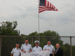 Coastguard flag pics3