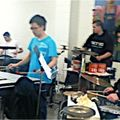 Montville percussion